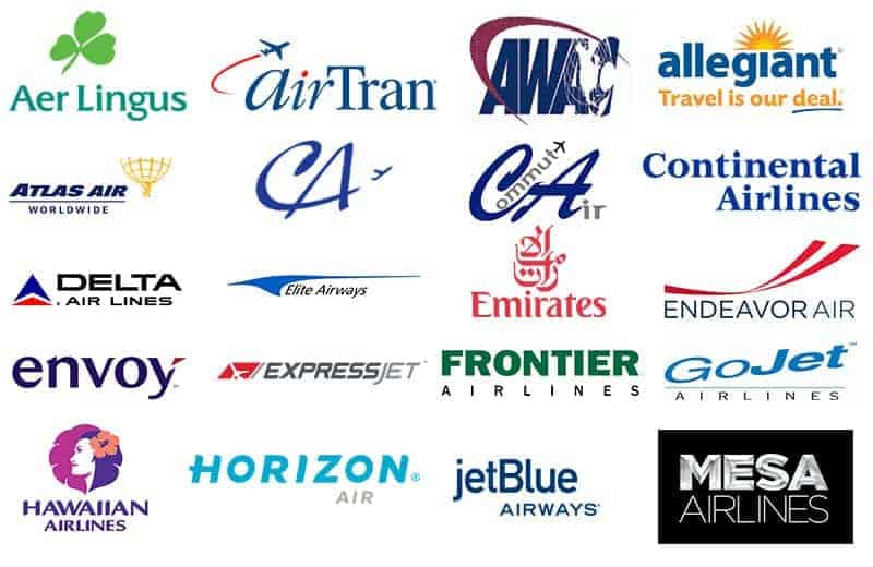 airlines we help you get hired at